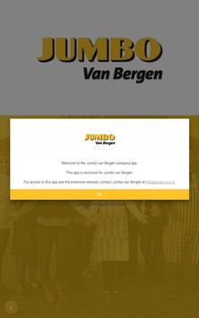 Jumbo Van Bergen apk screenshot