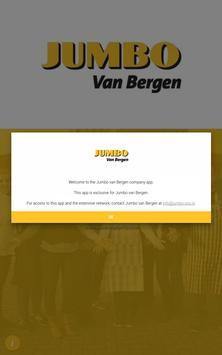 Jumbo Van Bergen screenshot 2