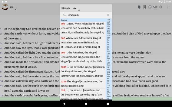 Online Bible apk screenshot