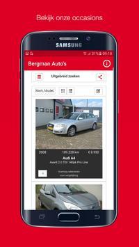 Bergman Auto's screenshot 1