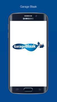 Garage Blaak poster