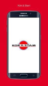 Kok & Stam poster