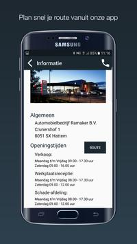 Car service Ramaker screenshot 4