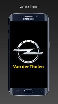 Van der Tholen poster
