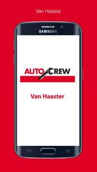 Van Haaster poster