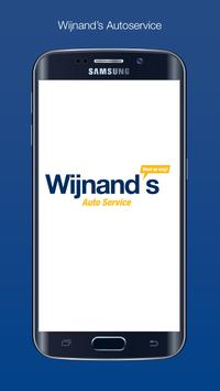 Wijnand's Autoservice poster