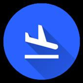 Schiphol Airport Alert icon