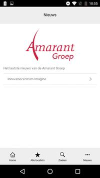Amarantgroep apk screenshot