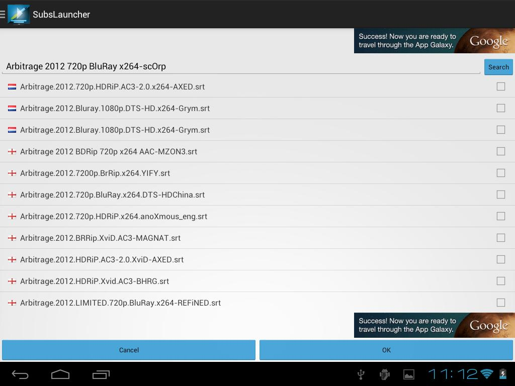 OpenSubtitles Engine for Android - APK Download