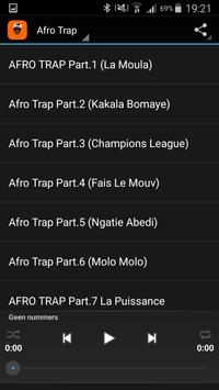 MHD AFRO TRAP poster