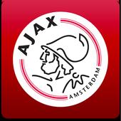 Officiële AFC Ajax tablet app icon