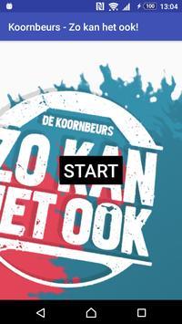 De Koornbeurs - Zo kan het ook! poster