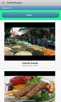 Turkish Recipes screenshot 2