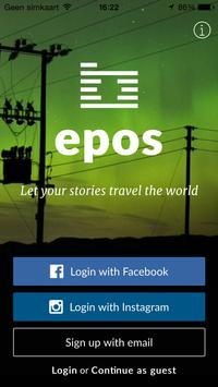 Epos.travel poster