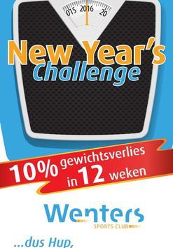 New Year's Challenge screenshot 1