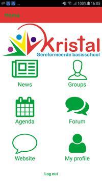 GBS Kristal poster