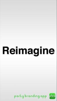 Reimagine poster