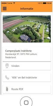 Camperplaats IndeVerte screenshot 1