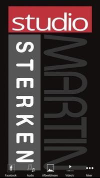 Martin Sterken poster
