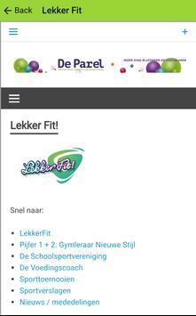 PCB De Parel screenshot 3