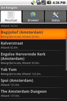 De Reisgids apk screenshot