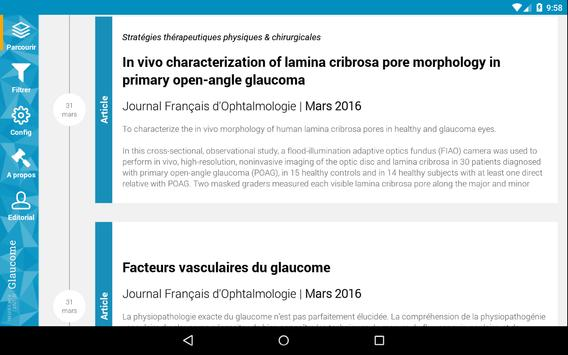 EM Glaucome apk screenshot