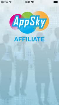 AppSky Affiliates Maroc poster