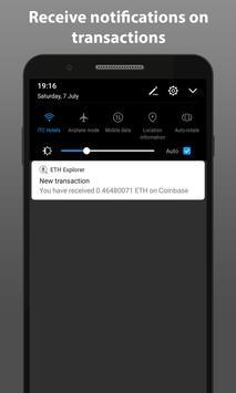 Ethereum Block Explorer screenshot 5