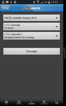 MijnKNLTB screenshot 5