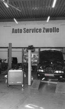 Autoservice Zwolle poster