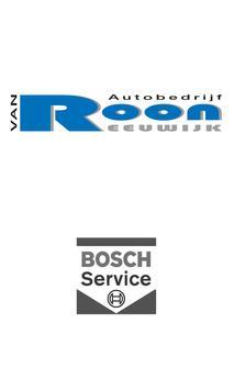 Autobedrijf van Roon poster