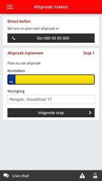 Autobedrijf van Roon apk screenshot