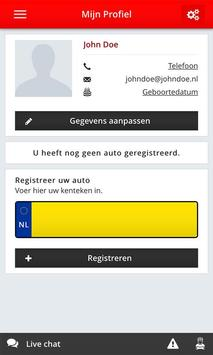 Autoservice van de Zande screenshot 1