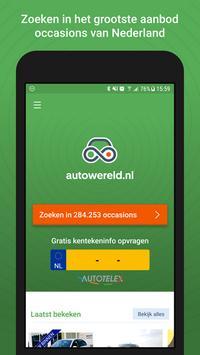 AutoWereld poster
