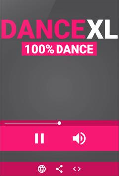 DanceXL poster