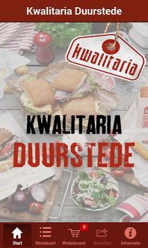 Kwalitaria Duurstede poster
