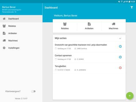 OverAll CRM screenshot 7
