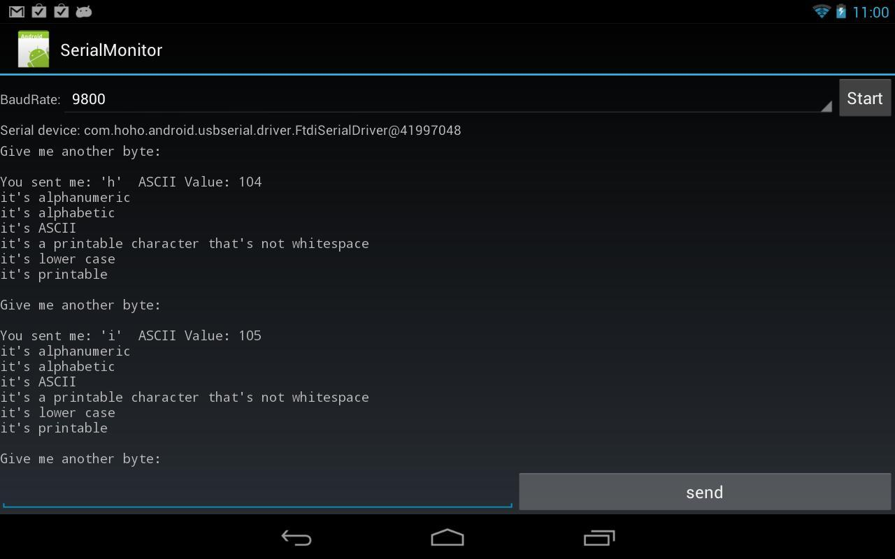 Simple Serial Monitor for Android - APK Download