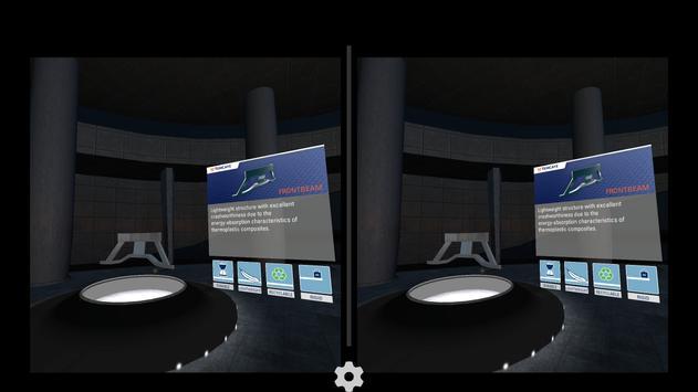 TenCate - 3D car explorer VR screenshot 1