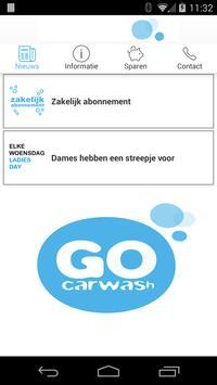 Go Carwash poster