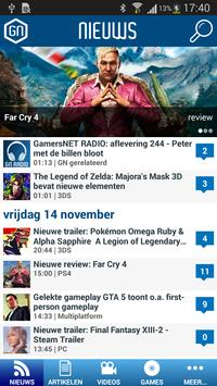 GamersNET poster
