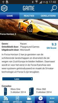 GamersNET apk screenshot