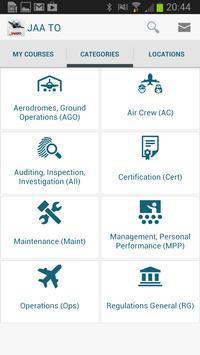 JAATO Aviation Courses apk screenshot