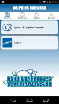 Dolphins Carwash poster