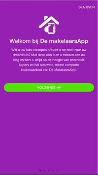 De MakelaarsApp poster