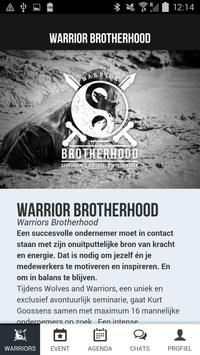 Warrior Brotherhood screenshot 1