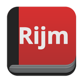 Rijmwoordenboek icon