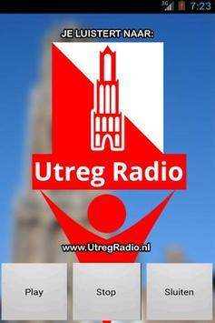 UtregRadio.nl screenshot 1