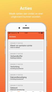 HSE Checklist screenshot 3
