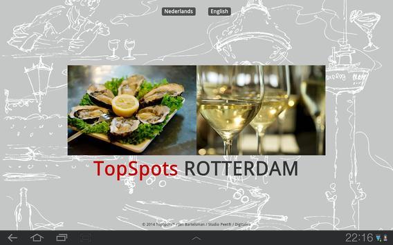 TopSpots Rotterdam apk screenshot